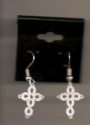 Earring Crosses